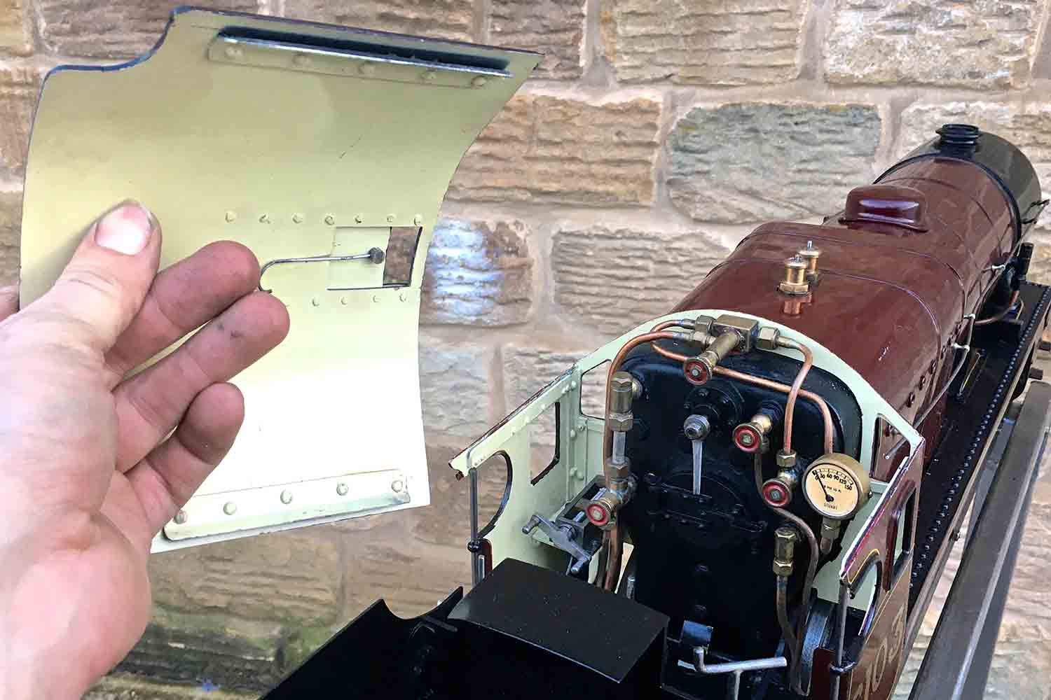 test 3-and-a-half-inch-gauge-LMS-Royal-Scot-for-sale-15