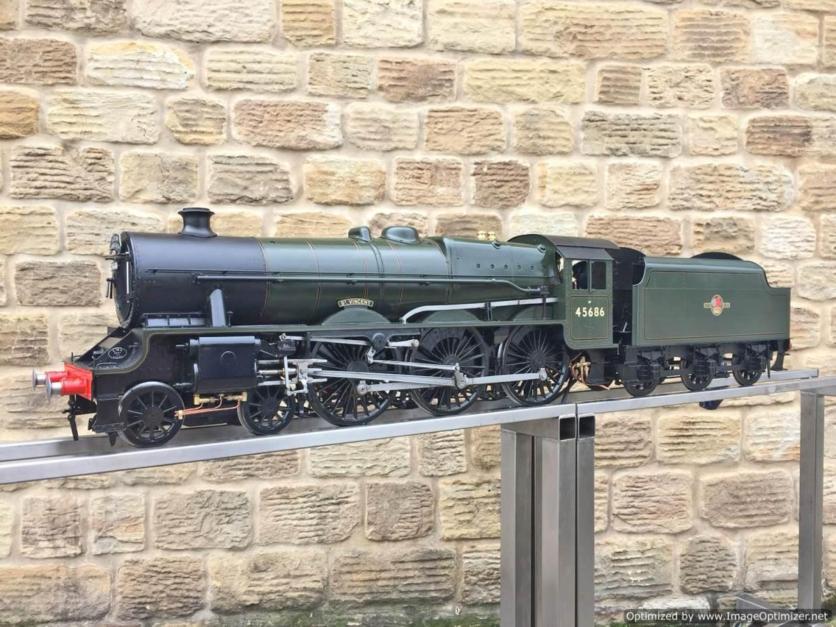 test 5 inch Kingscale Jubilee Rebuild No (1)