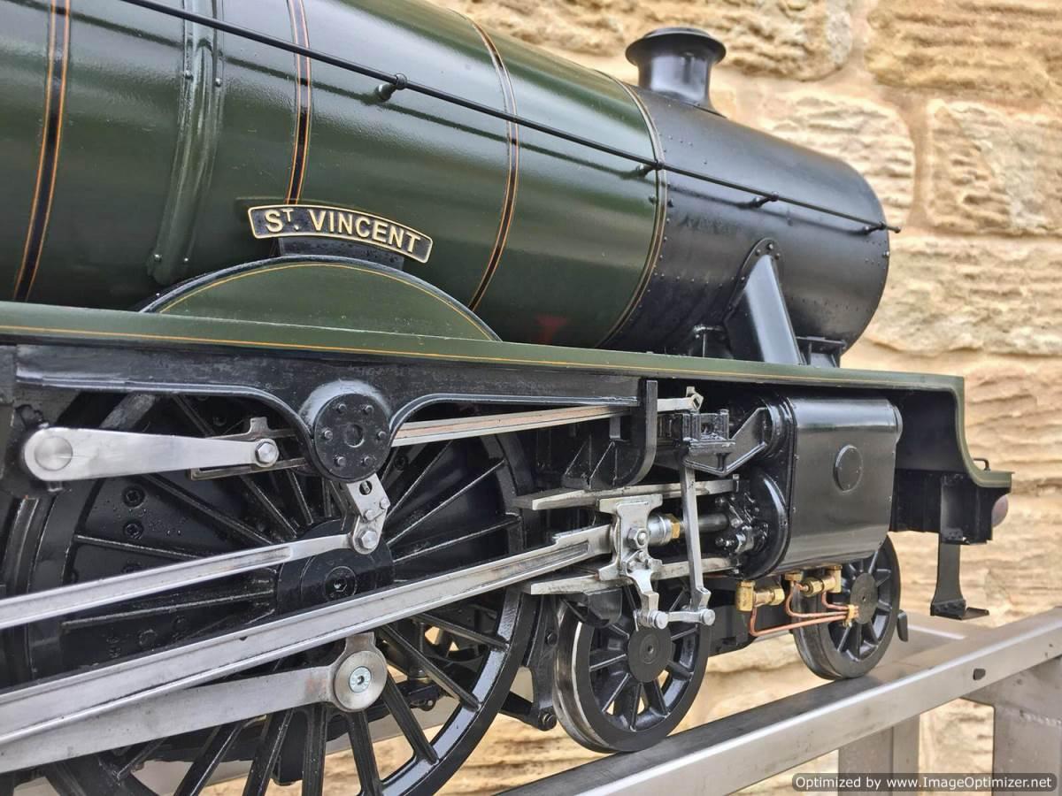 test 5 inch Kingscale Jubilee Rebuild No (12)