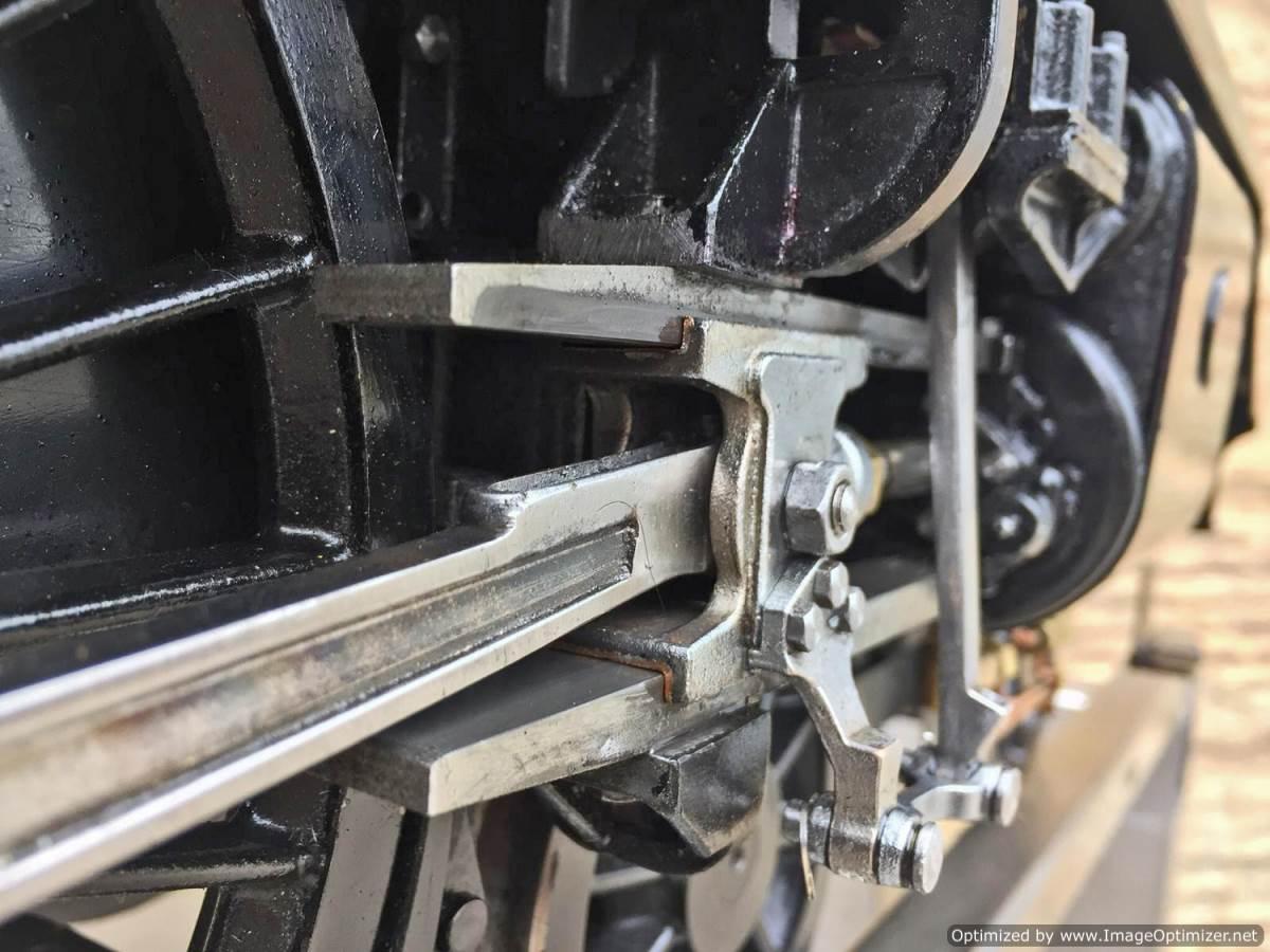 test 5 inch Kingscale Jubilee Rebuild No (19)