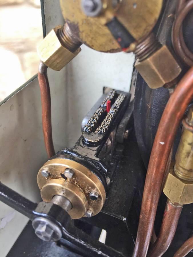 test 5 inch Kingscale Jubilee Rebuild No (20)