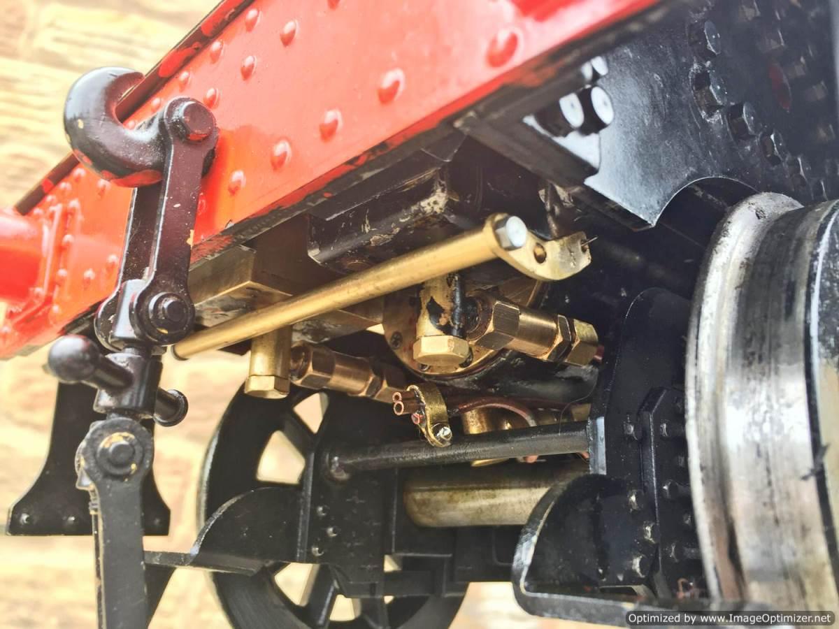 test 5 inch Kingscale Jubilee Rebuild No (4)