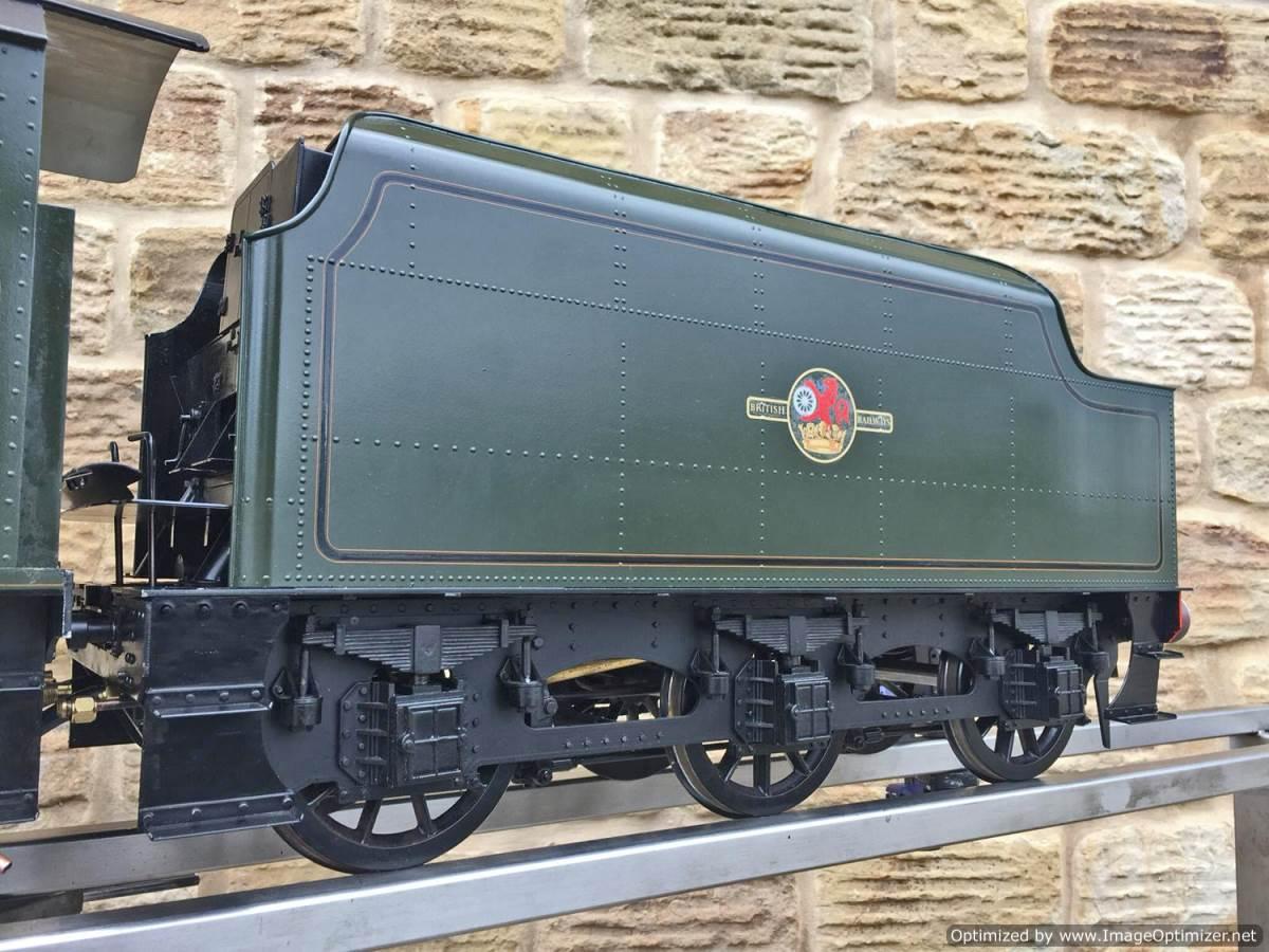 test 5 inch Kingscale Jubilee Rebuild No (5)