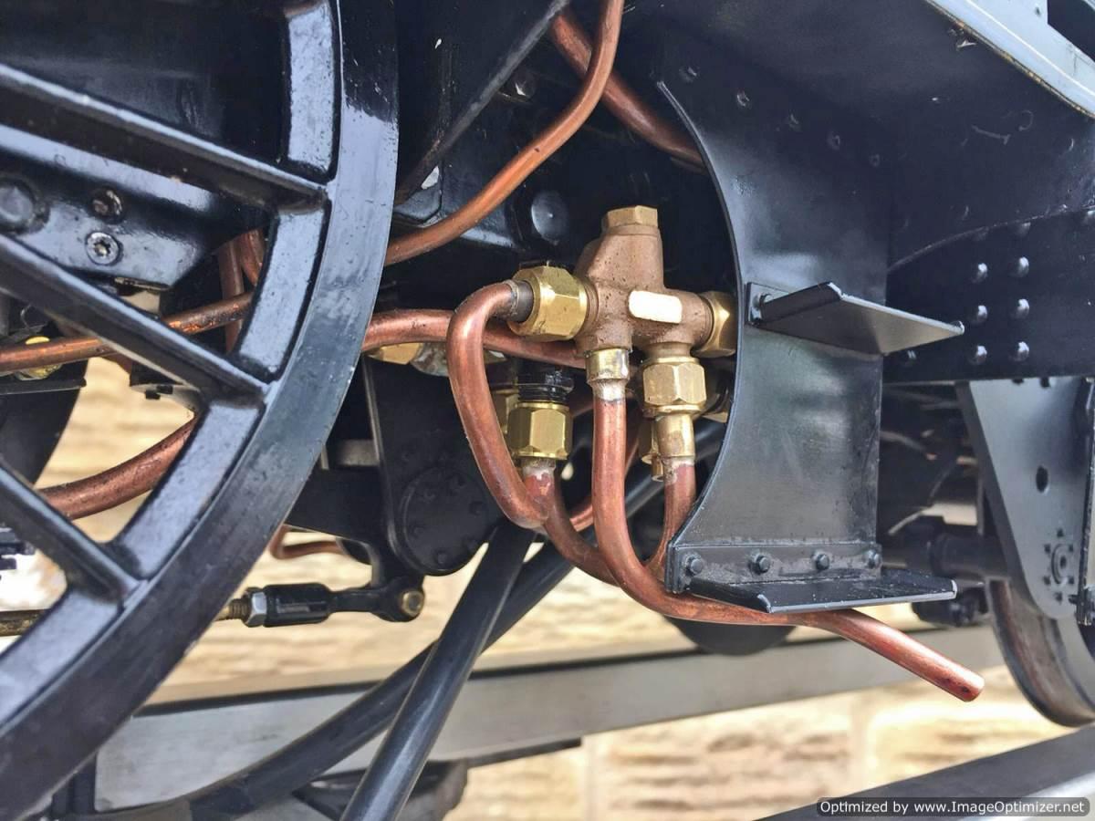 test 5 inch Kingscale Jubilee Rebuild No (6)