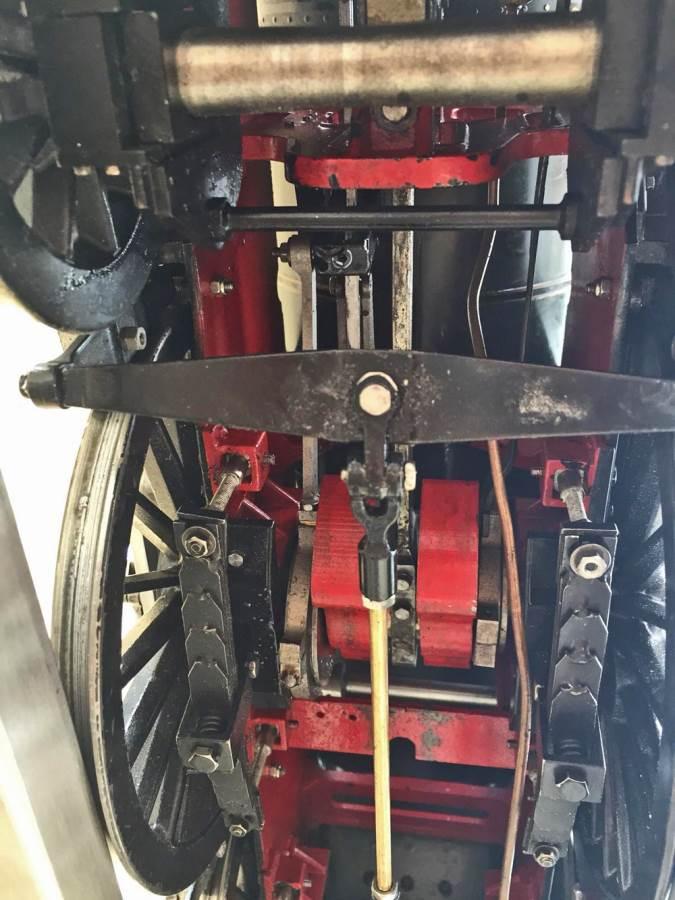 test 5 inch Kingscale Jubilee Rebuild No (9)