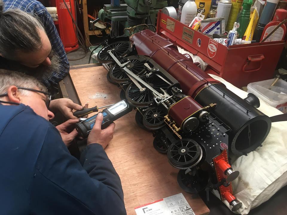 test Kingscale Jubilee Rebuild 01