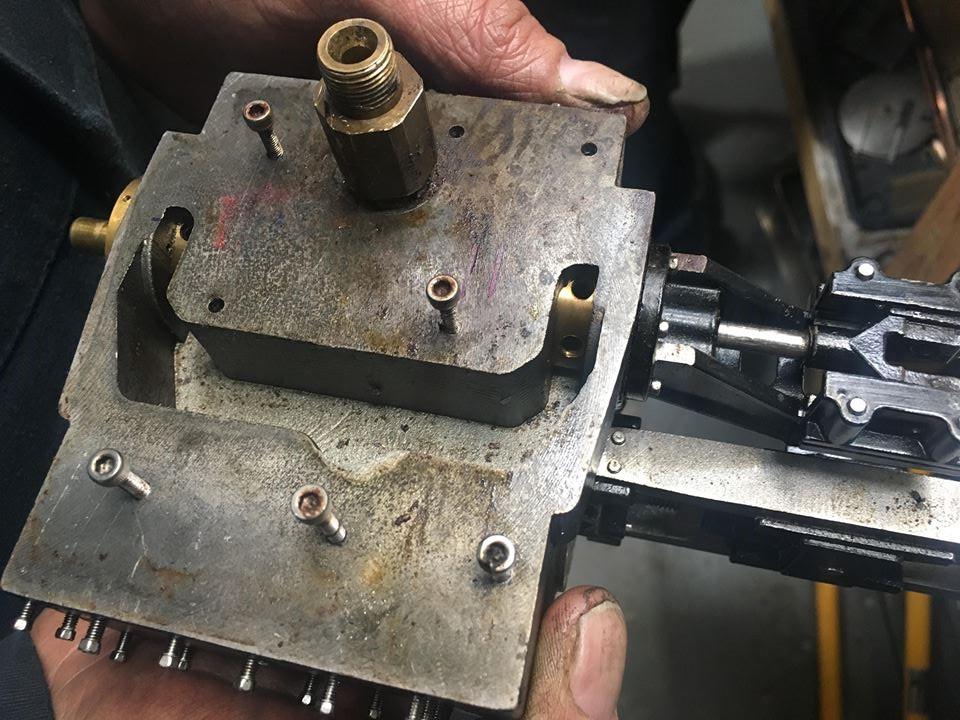 test Kingscale Jubilee Rebuild cyliknder detail 01
