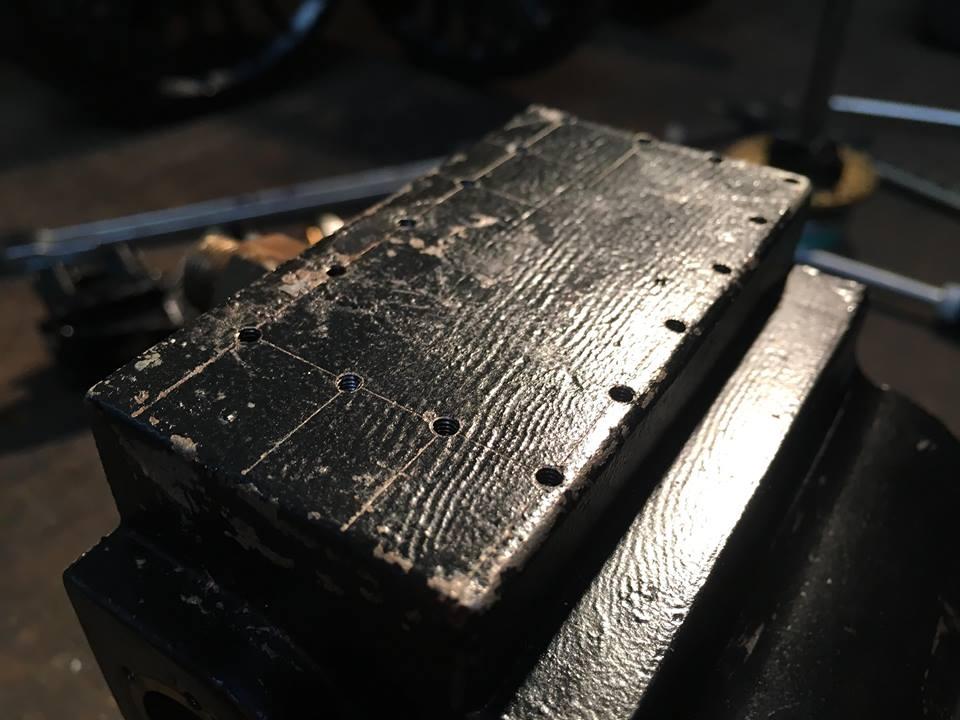 test Kingscale Jubilee Rebuild cyliknder detail 02