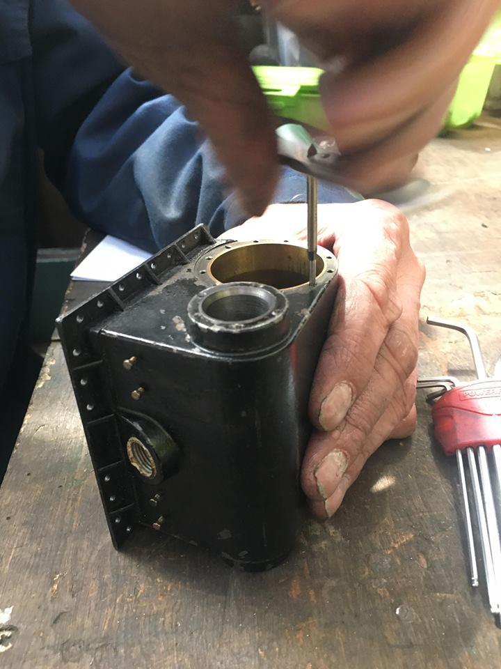 test Kingscale Jubilee Rebuild cyliknder detail 20