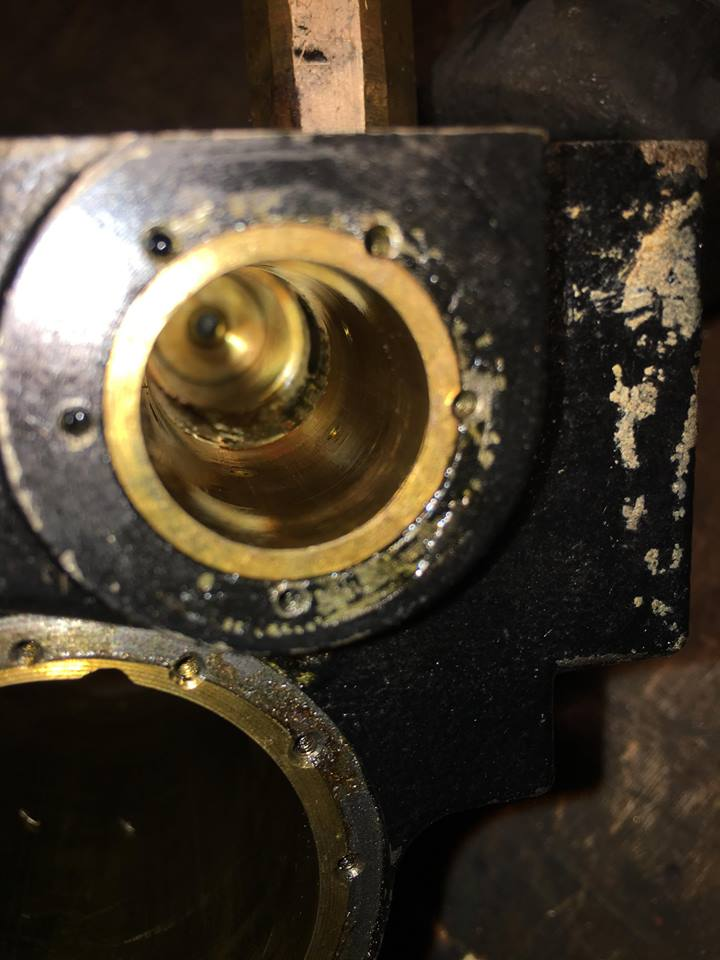 test Kingscale Jubilee Rebuild cyliknder detail 21