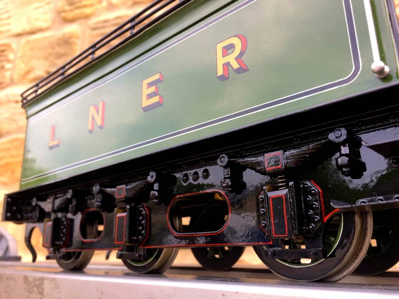 test 2-and-a-half-inch-gauge-3-GNR-C1-Atlantic-Ayesha-live-steam-locomotive-for-sale-13