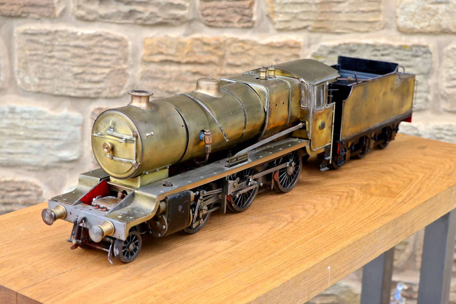 test 2-and-a-half-inch-gauge-LBSC-Lady-Dorothy-DYAK-live-steam-locomotive-for-sale-06