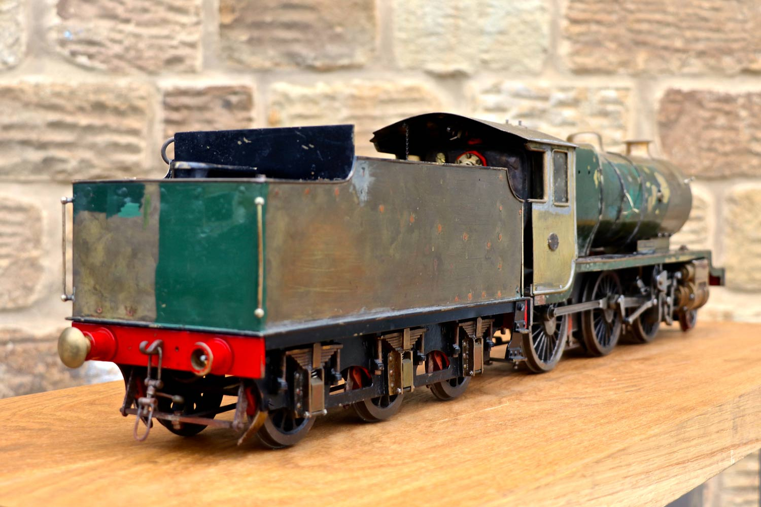 test 2-and-a-half-inch-gauge-LBSC-Lady-Dorothy-DYAK-live-steam-locomotive-for-sale-07