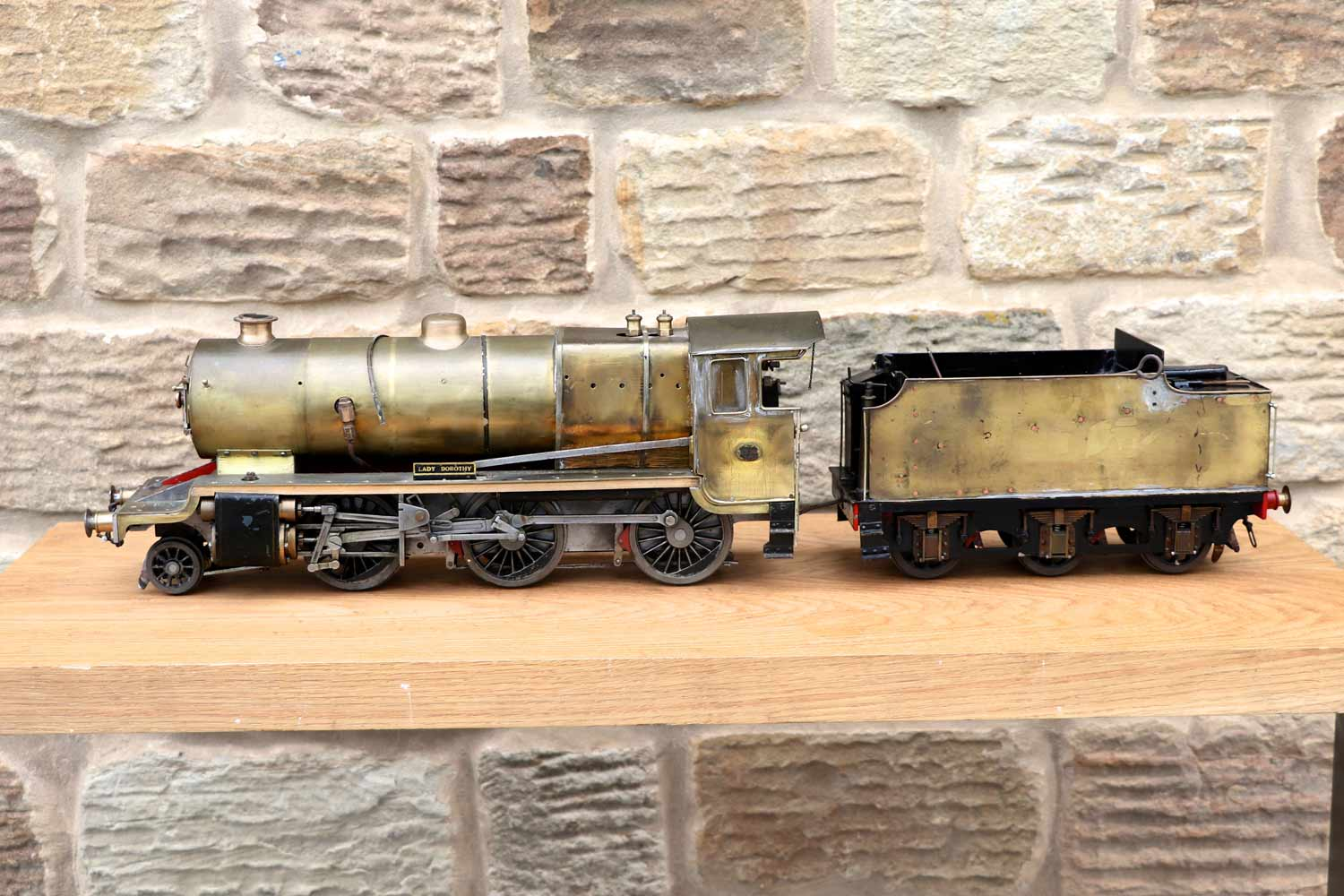 test 2-and-a-half-inch-gauge-LBSC-Lady-Dorothy-DYAK-live-steam-locomotive-for-sale-08