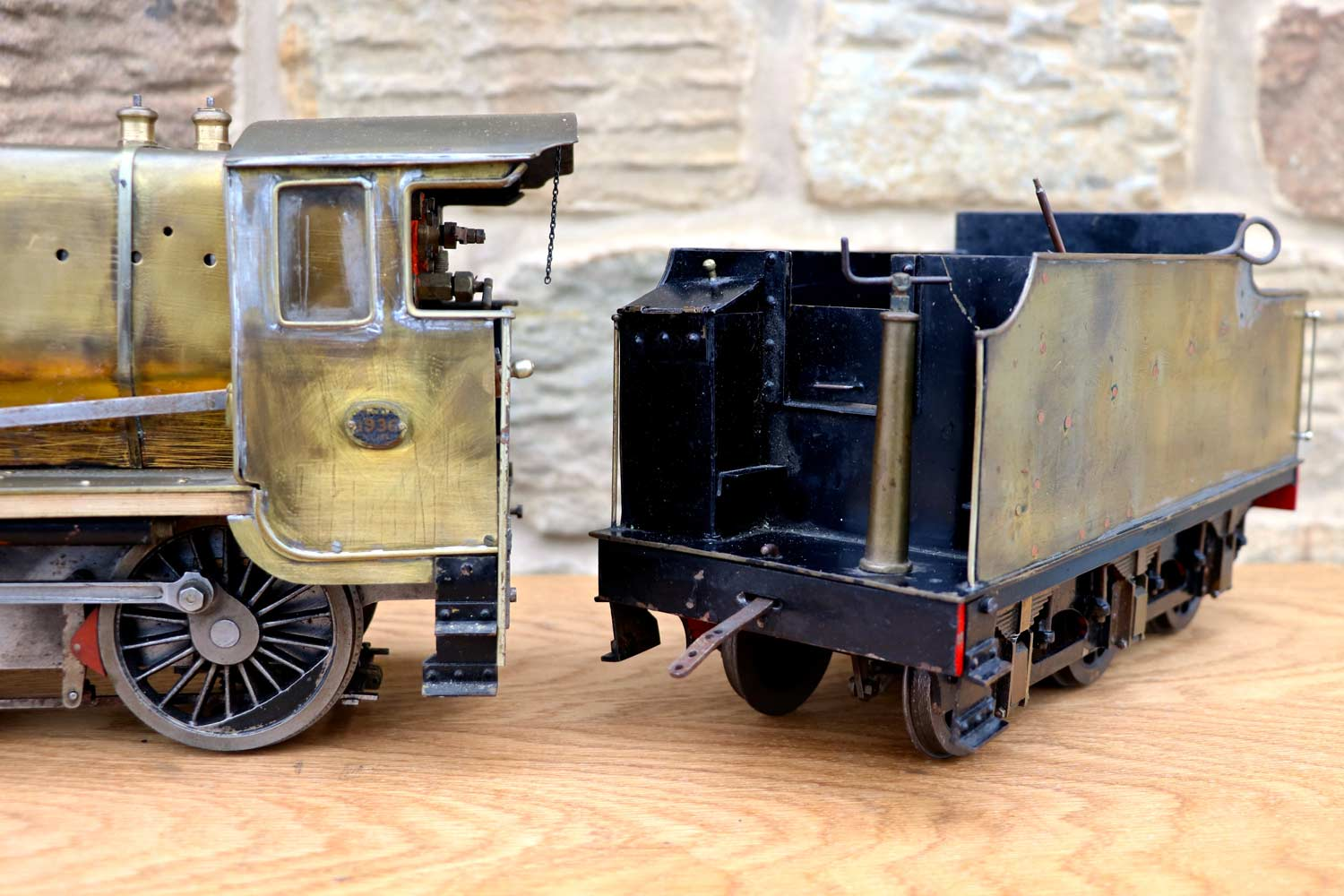 test 2-and-a-half-inch-gauge-LBSC-Lady-Dorothy-DYAK-live-steam-locomotive-for-sale-11