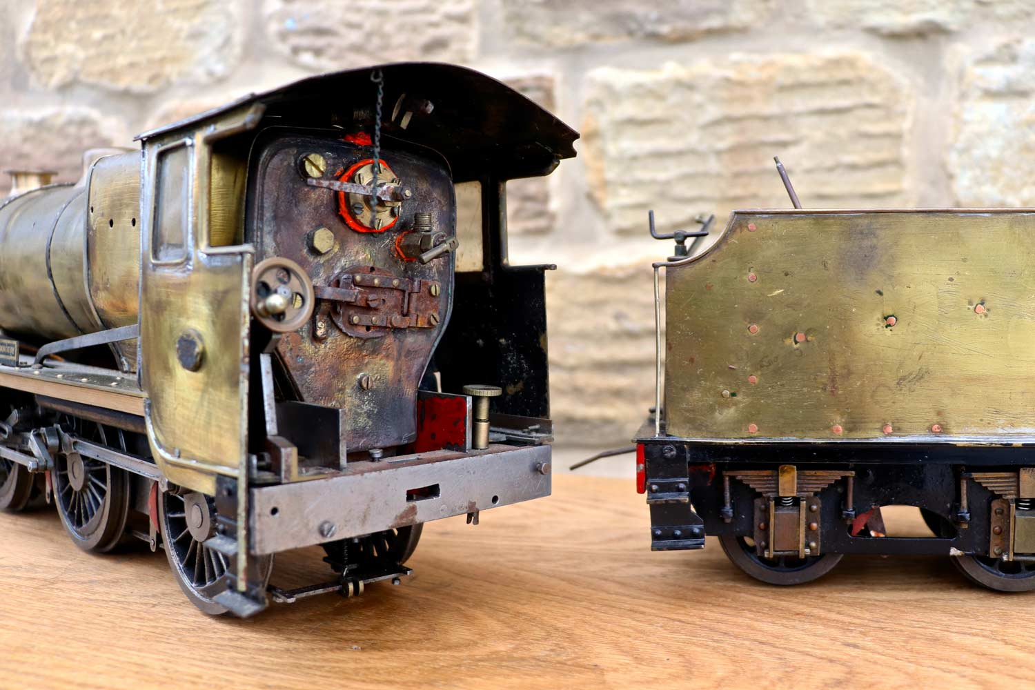 test 2-and-a-half-inch-gauge-LBSC-Lady-Dorothy-DYAK-live-steam-locomotive-for-sale-14