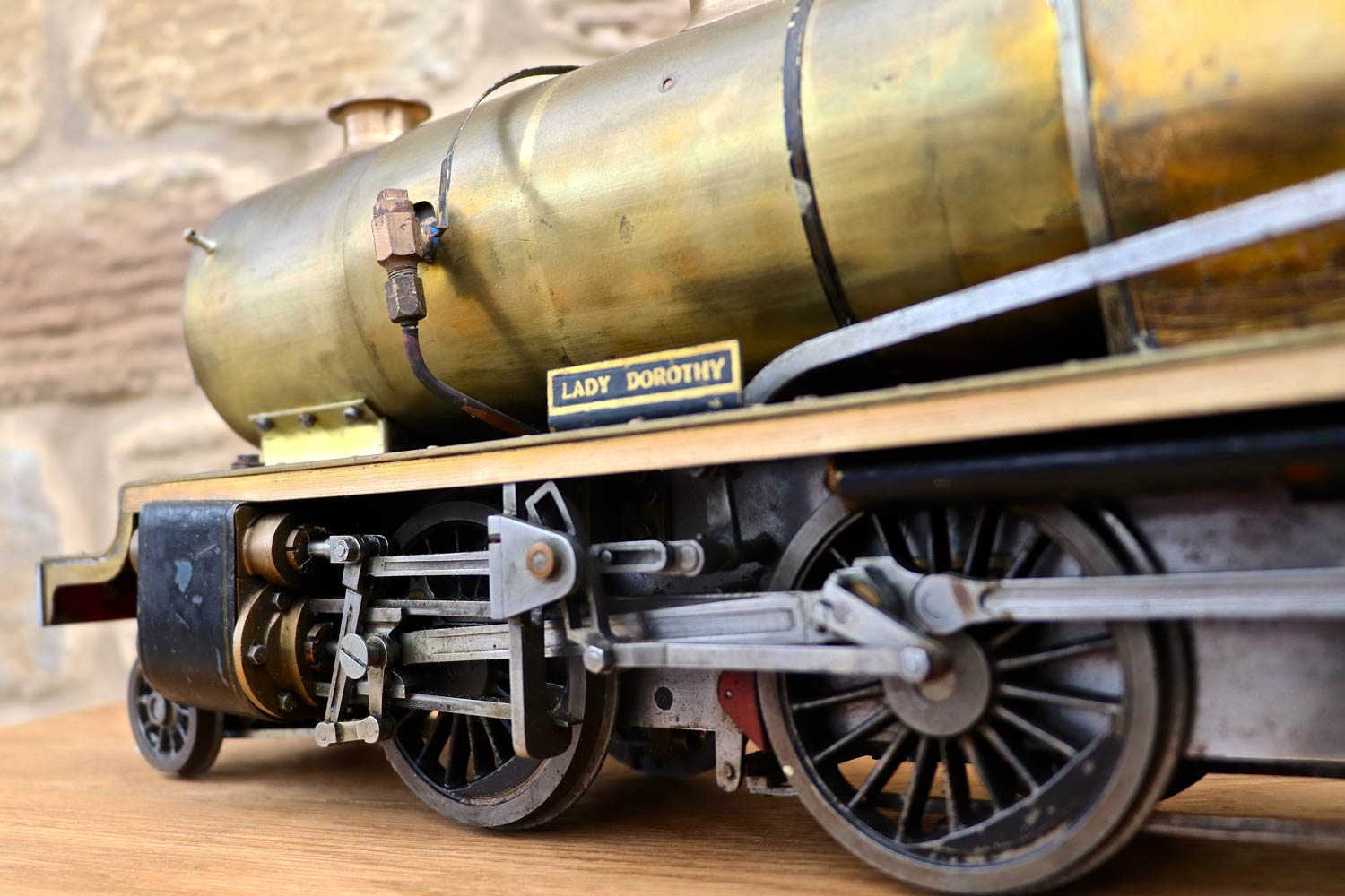 test 2-and-a-half-inch-gauge-LBSC-Lady-Dorothy-DYAK-live-steam-locomotive-for-sale-16
