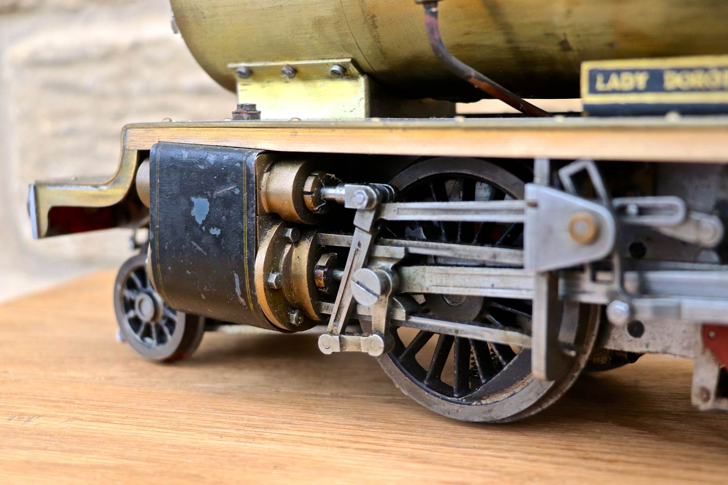test 2-and-a-half-inch-gauge-LBSC-Lady-Dorothy-DYAK-live-steam-locomotive-for-sale-17
