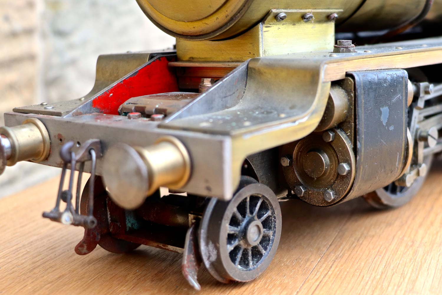 test 2-and-a-half-inch-gauge-LBSC-Lady-Dorothy-DYAK-live-steam-locomotive-for-sale-22