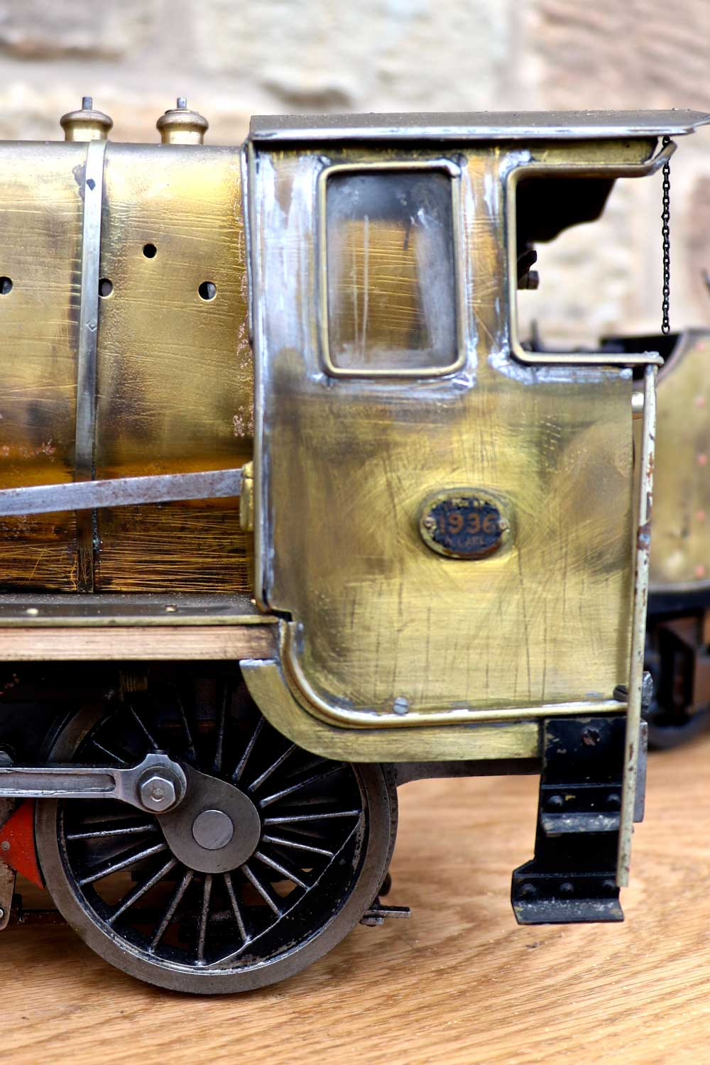 test 2-and-a-half-inch-gauge-LBSC-Lady-Dorothy-DYAK-live-steam-locomotive-for-sale-23
