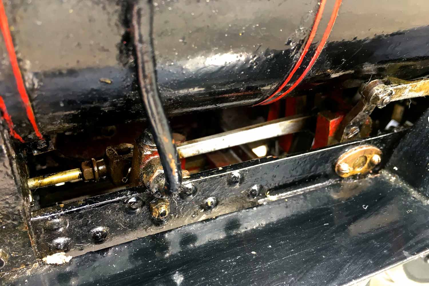 test 3-and-a-half-inch-LNWR-King-George-the-Fifth-live-steam-locomotive-for-sale-03