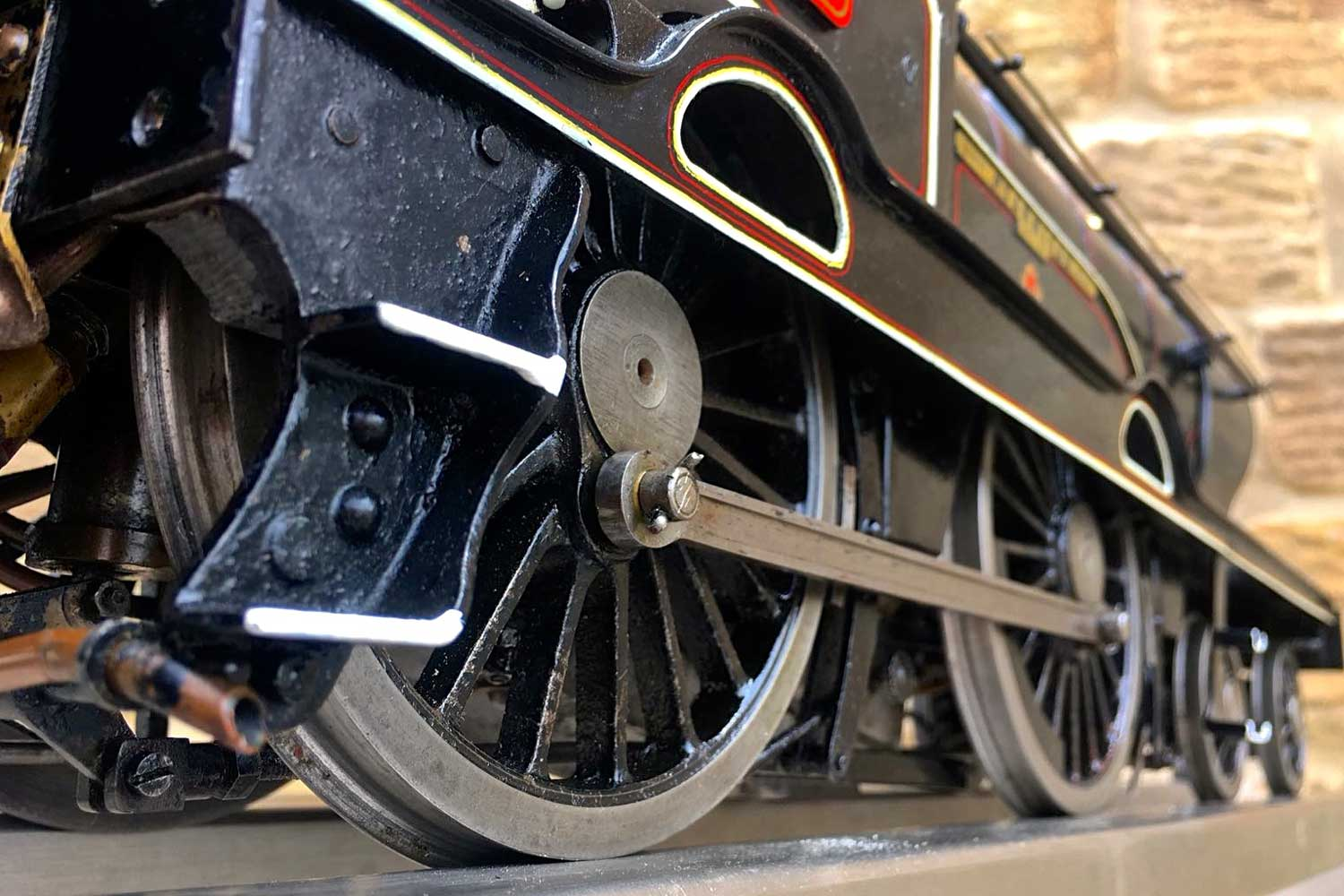 test 3-and-a-half-inch-LNWR-King-George-the-Fifth-live-steam-locomotive-for-sale-04