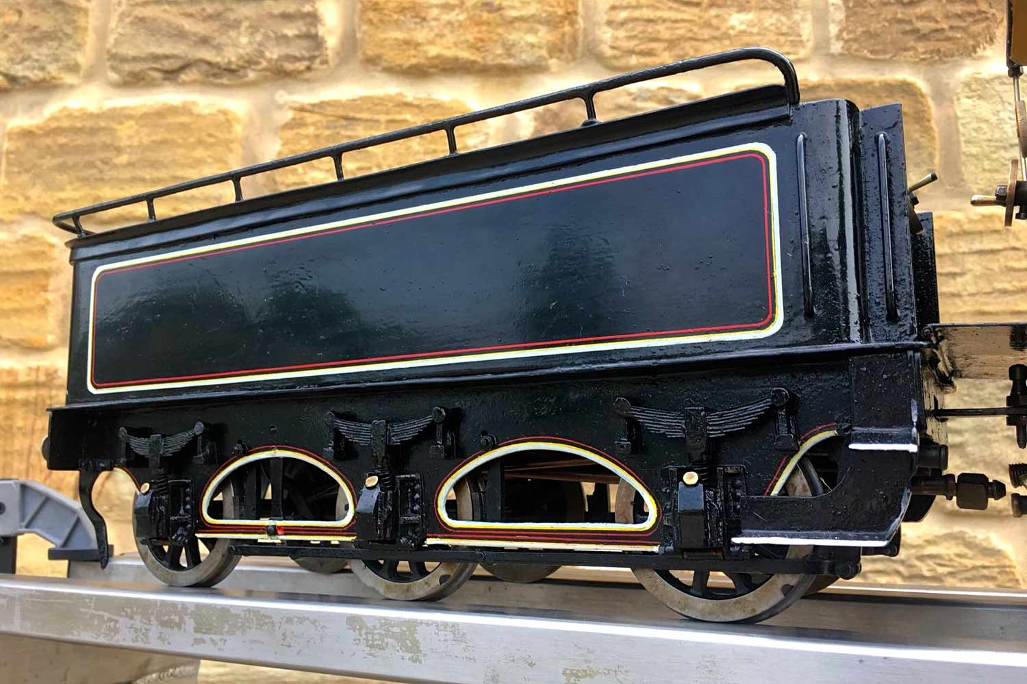 test 3-and-a-half-inch-LNWR-King-George-the-Fifth-live-steam-locomotive-for-sale-05