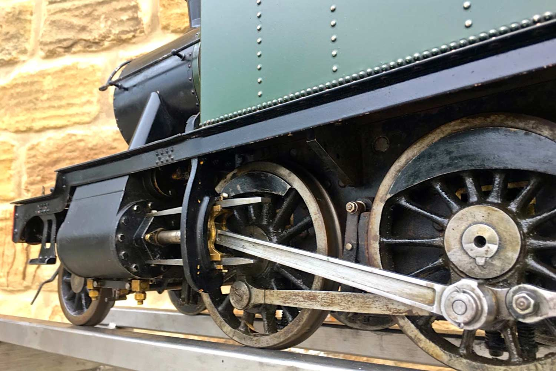 test 5-inch-gauge-GWR-45xx-prairie-tank-live-steam-Model-for-sale-21