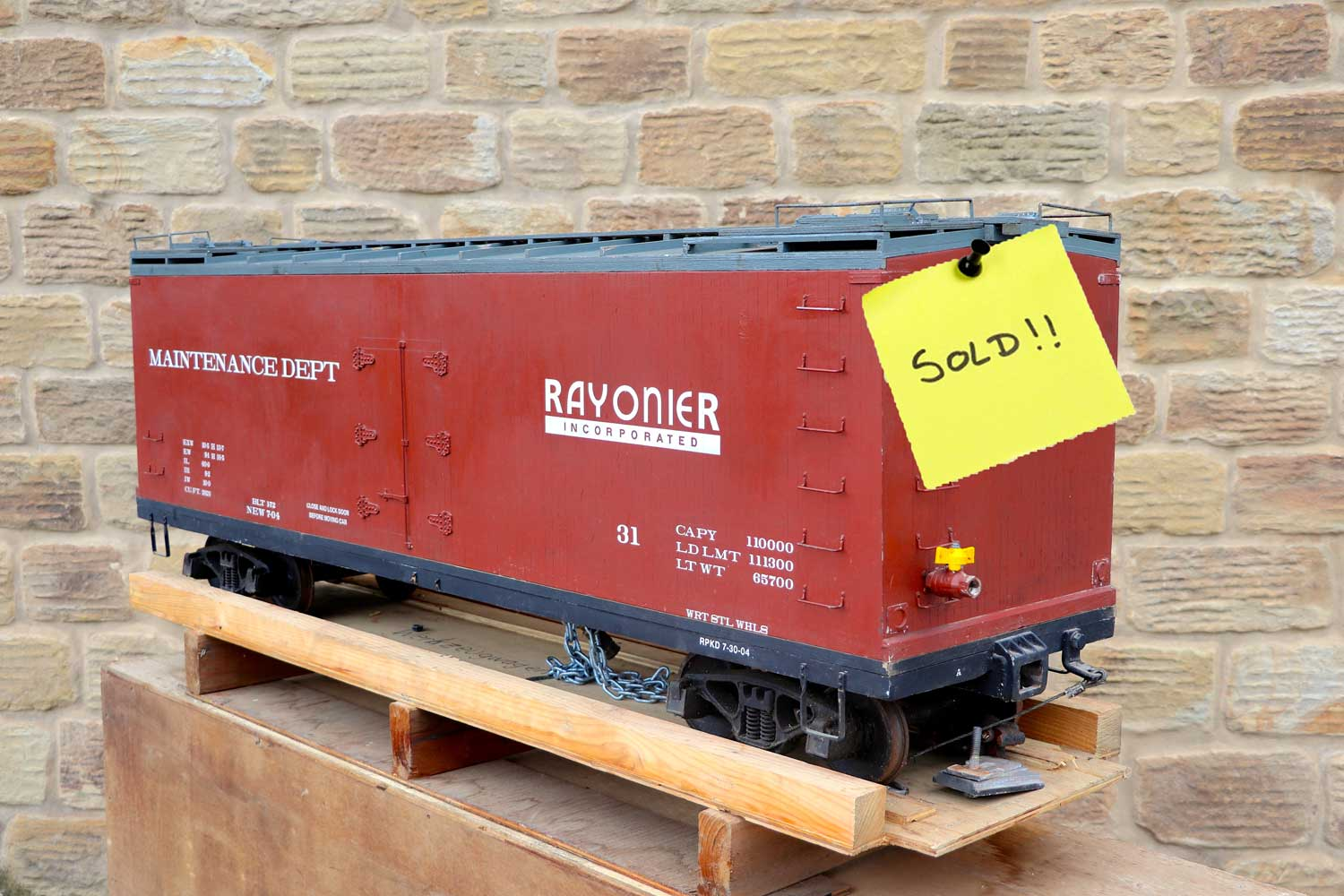 test SOLD-7-and-a-quarter-inch-brown-rayonier-hc-railroad-carriage-live-steam-for-sale-01