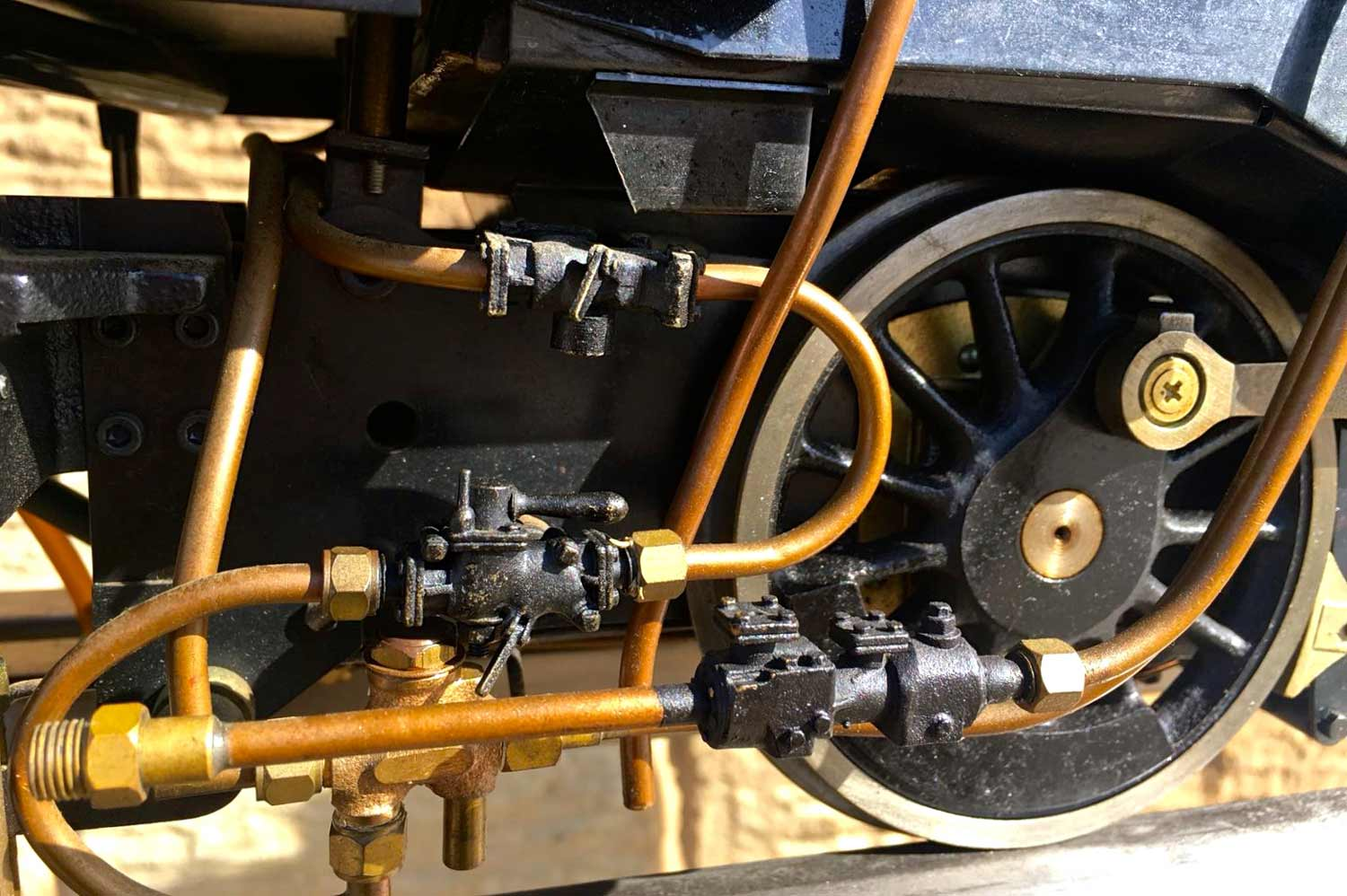 test 3-and-a-half-inch-BR-9F-OS-live-steam-locomotive-for-sale-21