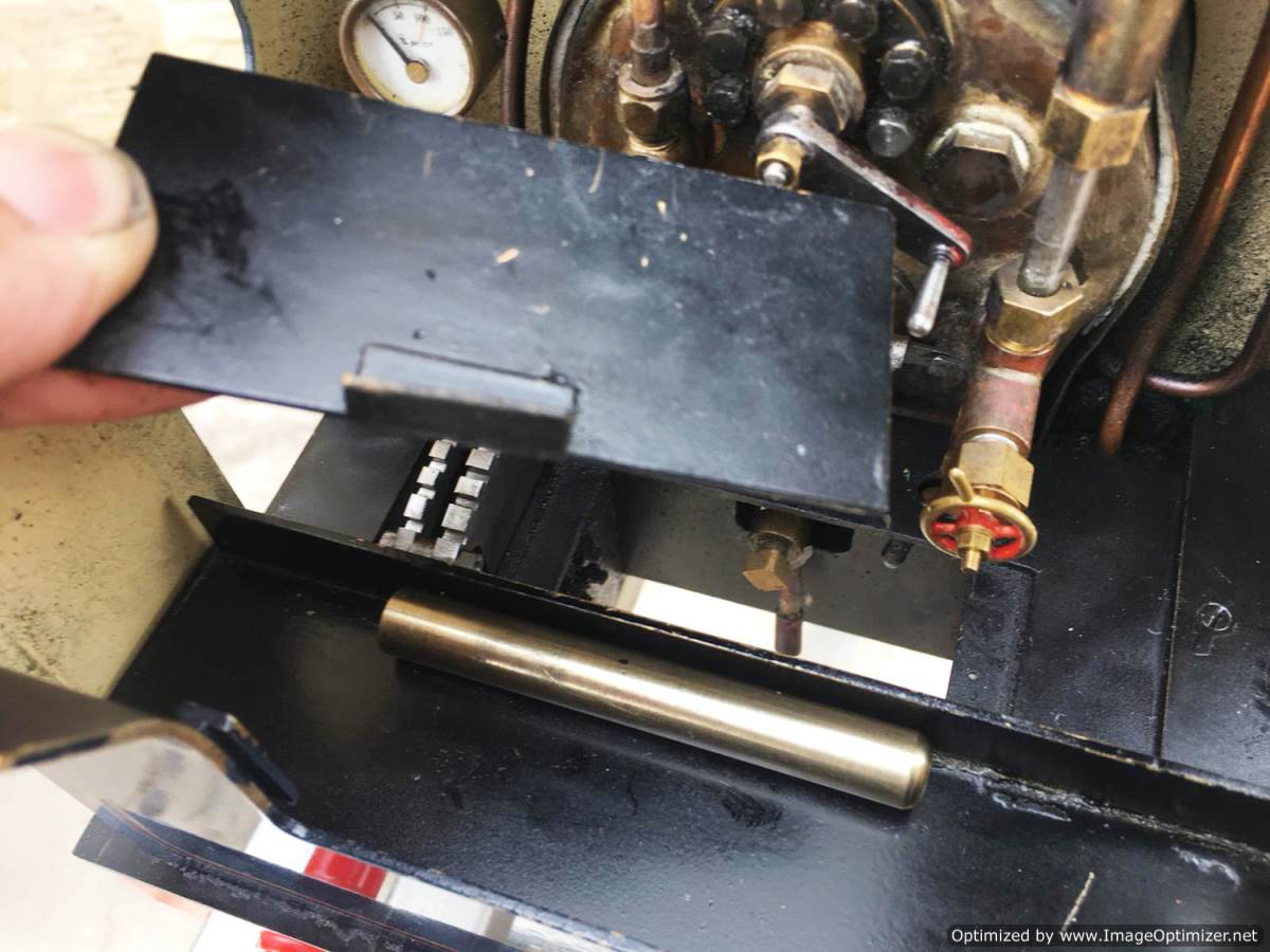 test 3 1.2 inch Rob Roy 21