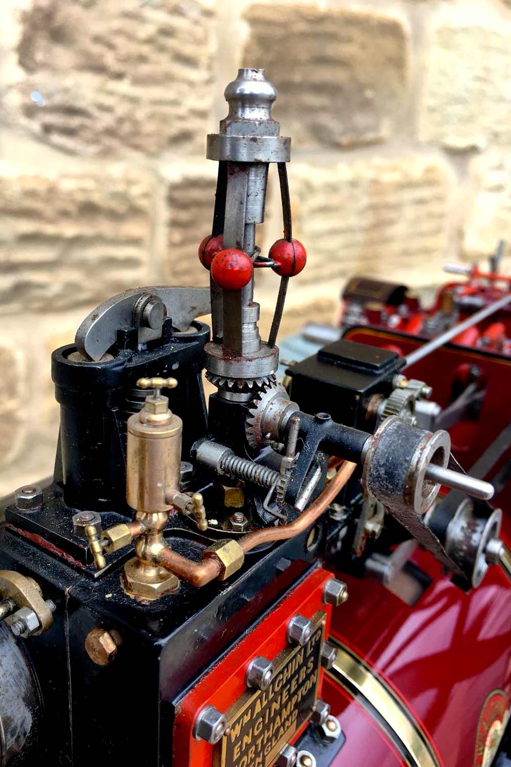 test 1-and-a-half-inch-scale-Royal-Chester-Alchin-traction-engine-live-steam-model-for-sale-11