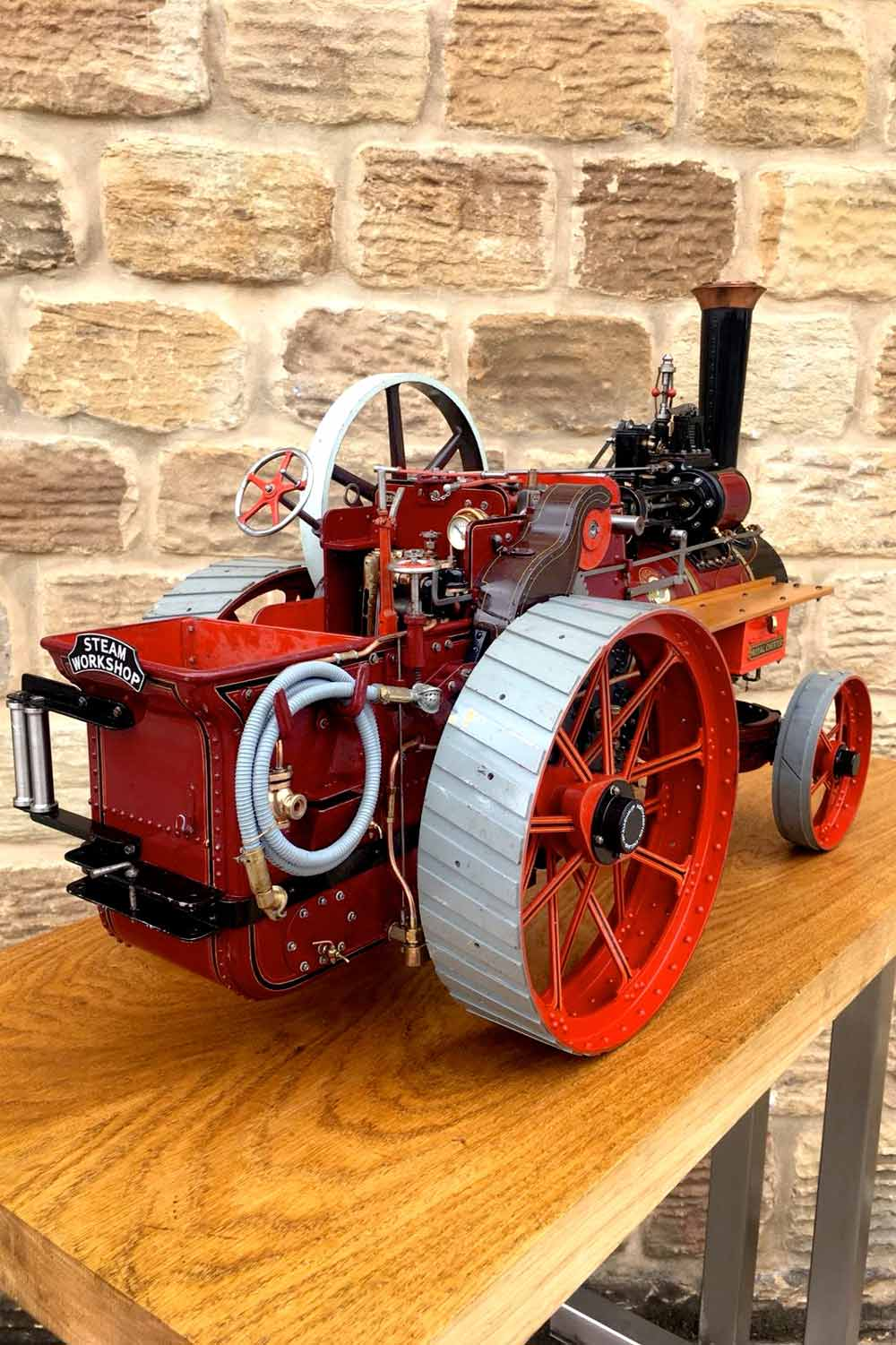 test 1-and-a-half-inch-scale-Royal-Chester-Alchin-traction-engine-live-steam-model-for-sale-12