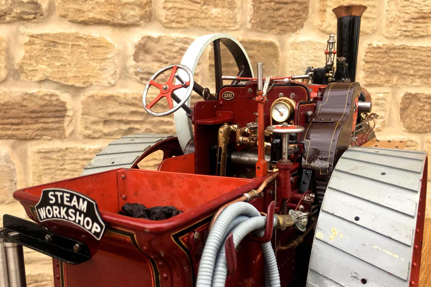 test 1-and-a-half-inch-scale-Royal-Chester-Alchin-traction-engine-live-steam-model-for-sale-13
