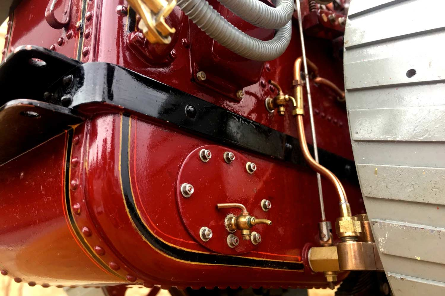 test 1-and-a-half-inch-scale-Royal-Chester-Alchin-traction-engine-live-steam-model-for-sale-15