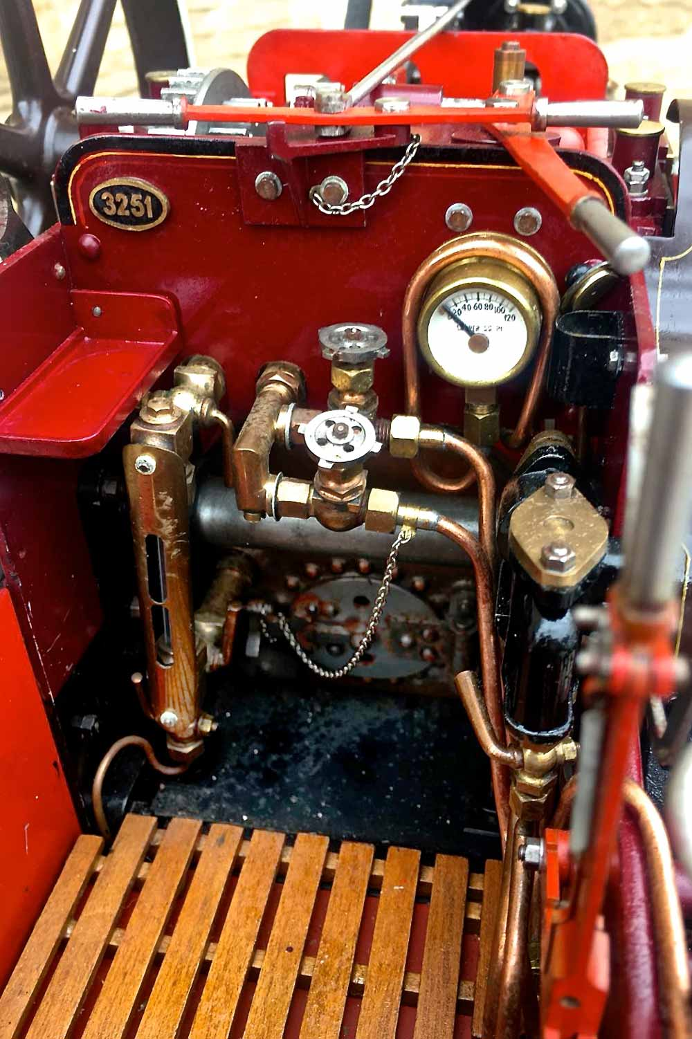test 1-and-a-half-inch-scale-Royal-Chester-Alchin-traction-engine-live-steam-model-for-sale-17