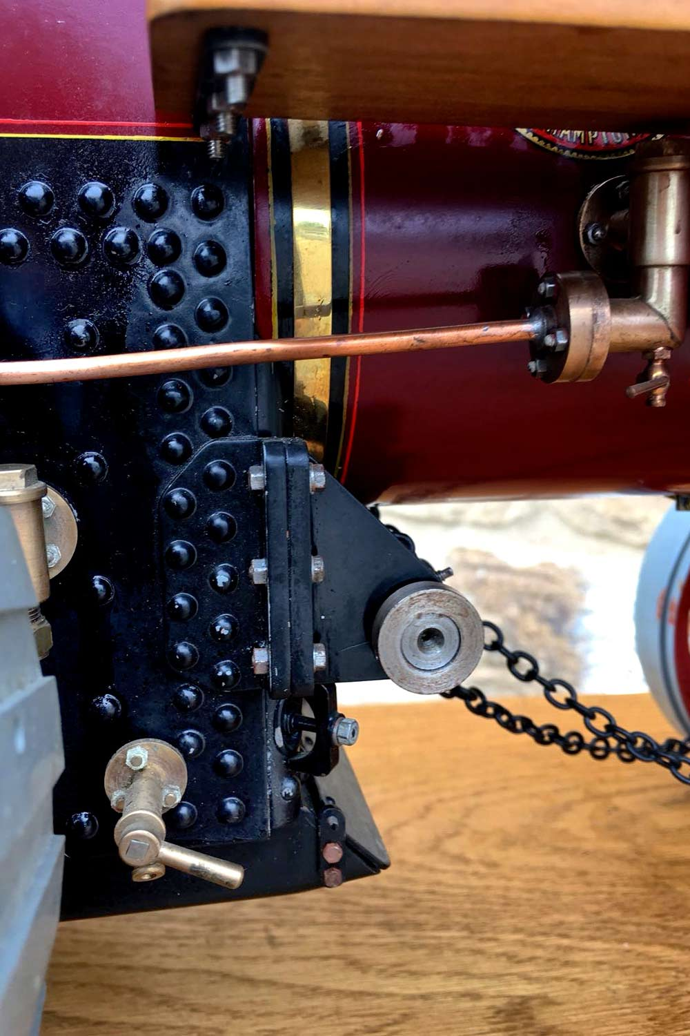 test 1-and-a-half-inch-scale-Royal-Chester-Alchin-traction-engine-live-steam-model-for-sale-18