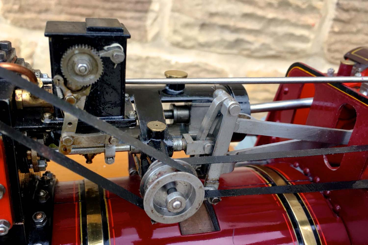 test 1-and-a-half-inch-scale-Royal-Chester-Alchin-traction-engine-live-steam-model-for-sale-5