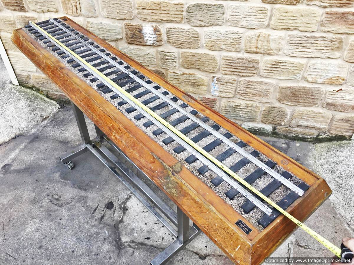 test 5 inch Severn Lamb display track 1