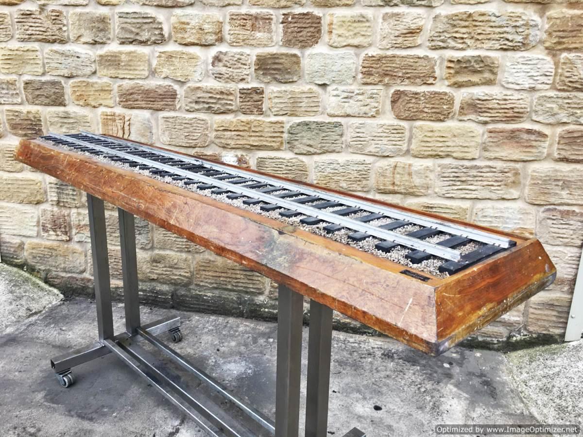 test 5 inch Severn Lamb display track 6