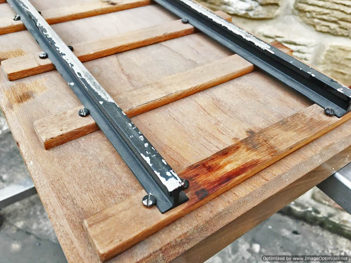 test 5 inch storage track 2