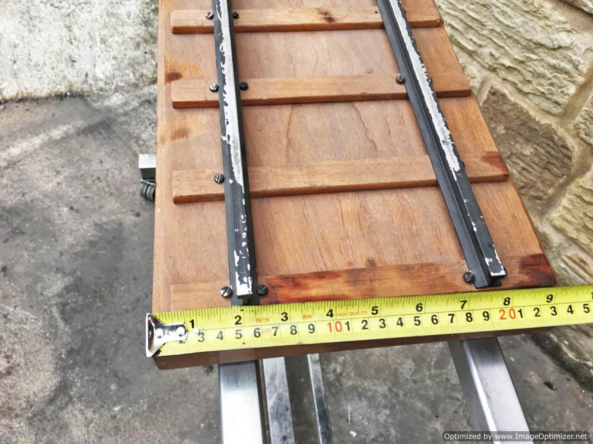 test 5 inch storage track 4