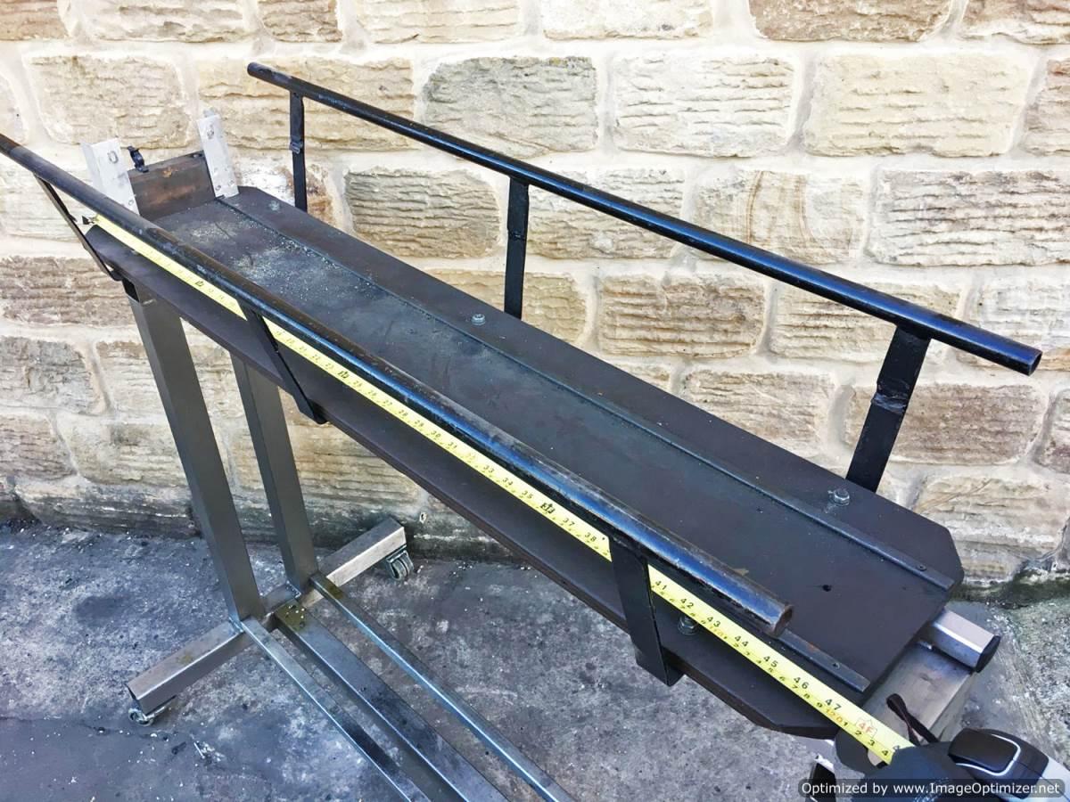 test 5 inch loco cradle 1