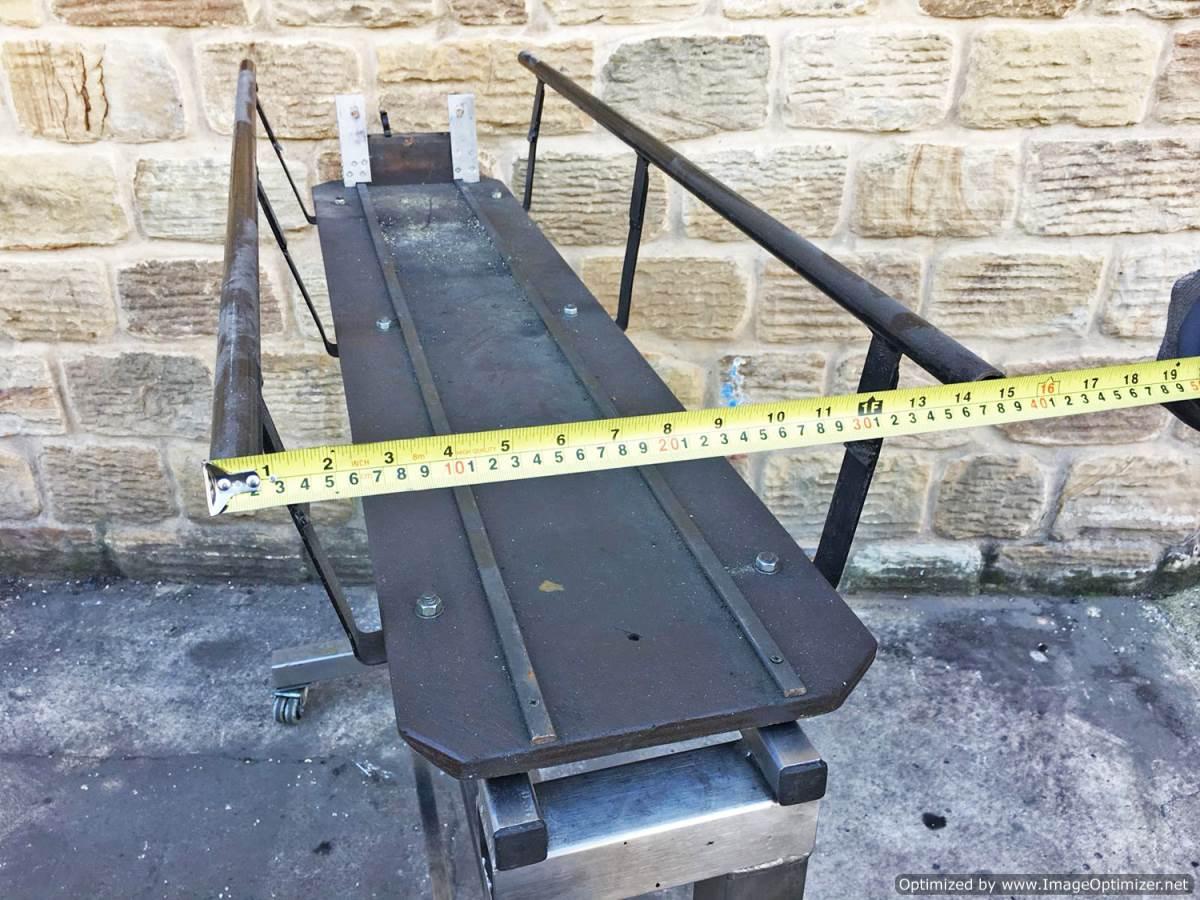 test 5 inch loco cradle 5