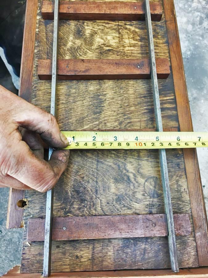 test 5 inch storage Track 1