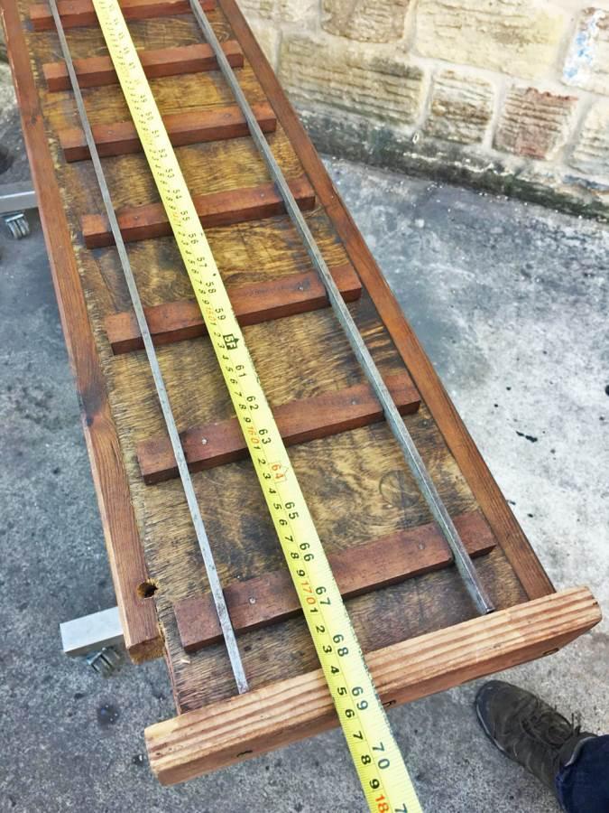 test 5 inch storage Track 5