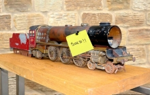 test 2 1/2″ LMS Duchess