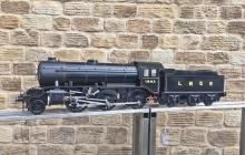 test 5″ LNER K5