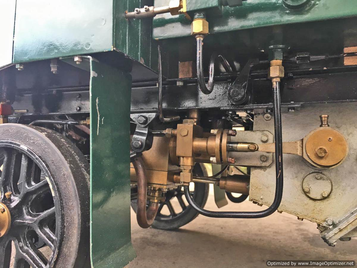 test 2 Inch Clayton Steam Lorry (11)