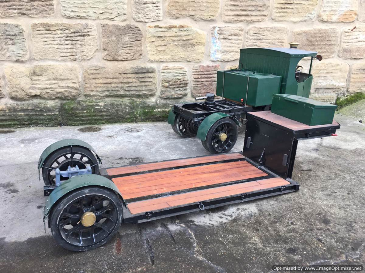 test 2 Inch Clayton Steam Lorry (26)